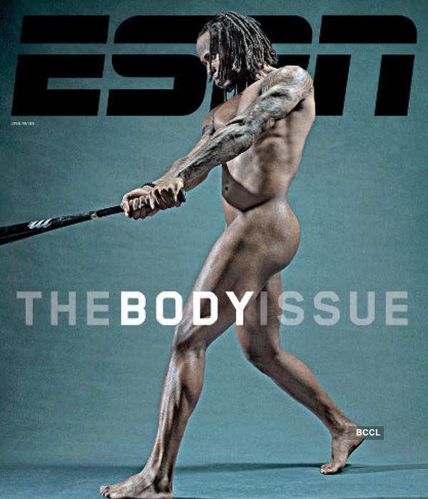 Nackt Gabrielle Reece  Naked stand