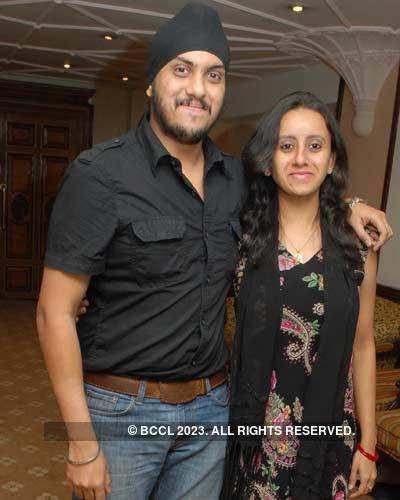 Harjeet's birthday bash