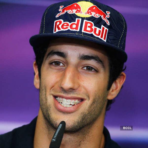 Ricciardo ready for the Red Bull hot seat