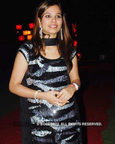 Ravi Jaipuria's reception