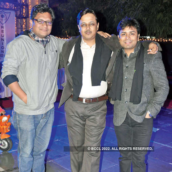 Reunion party in Kanpur