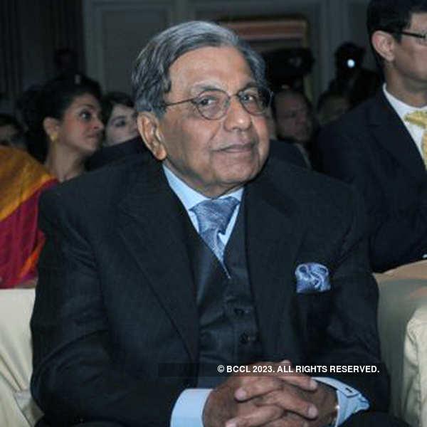Dr Prathap Chandra Reddy's biography launch