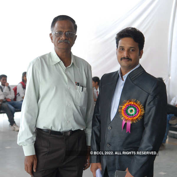 Painting competition at Pandav College