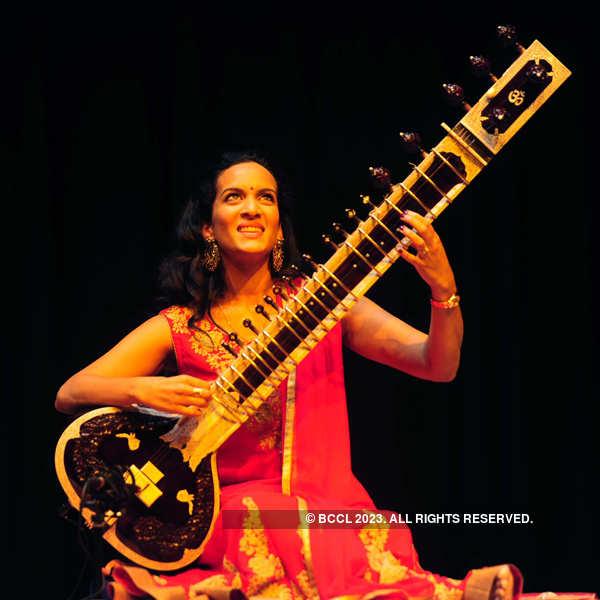 Anoushka Shankar's concert @ FICCI