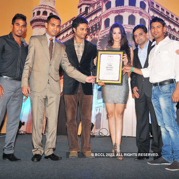 Times Nightlife Awards '14 - Hyderabad: Winners