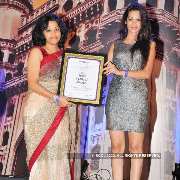 Times Nightlife Awards '14 - Hyderabad: Winners