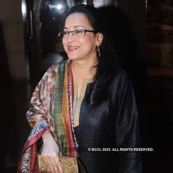Anjanna Kuthiala's painting exhibition