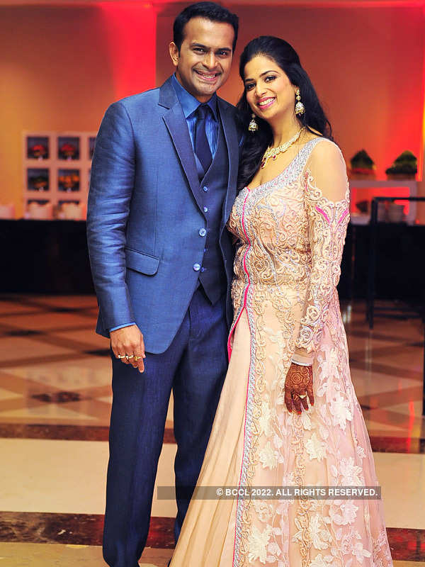 Siddharth Kannan's wedding