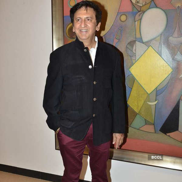 Neeraj Goswami's art show