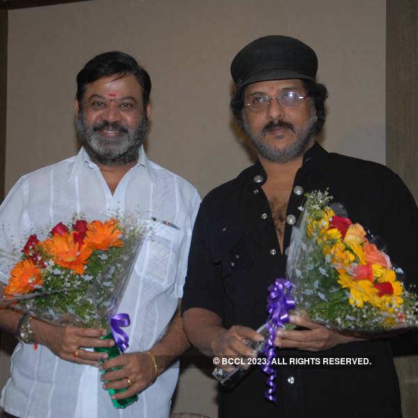Ravichandran's press meet