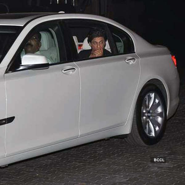 Abhishek Bachchan's b'day party