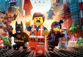 The LEGO Movie: Most amazing things