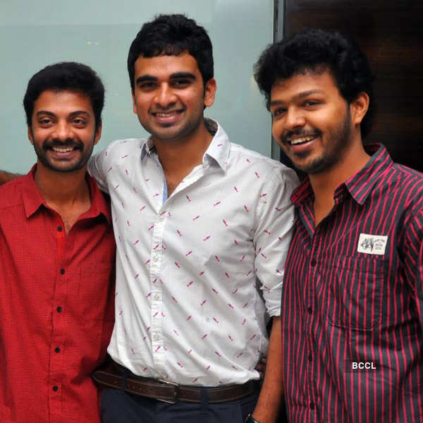 Thegidi: Audio launch