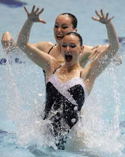 Swimming Championship 2008