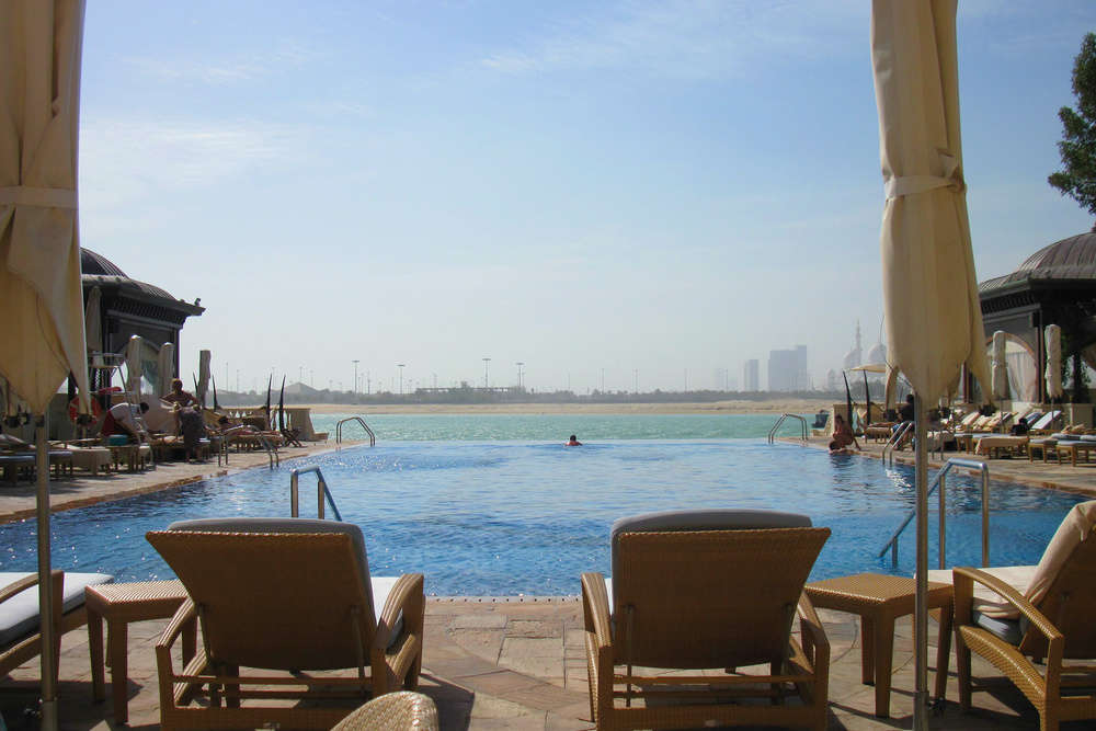 5 altars of decadent living in Abu Dhabi
