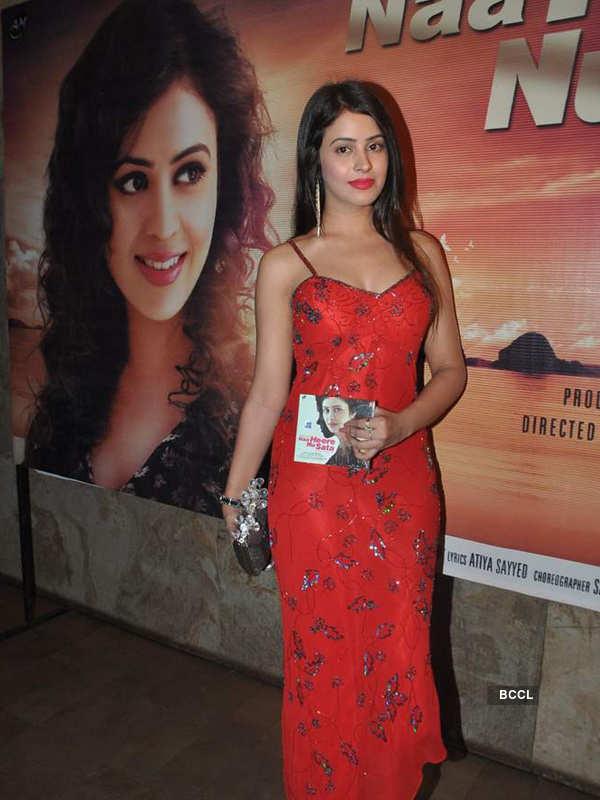 Govinda at album launch