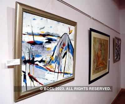 Bengali art exhibition