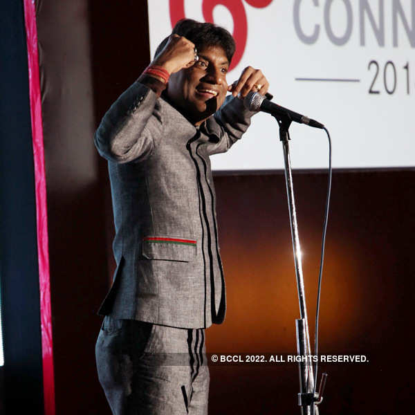 Raju Srivastav's stand-up show
