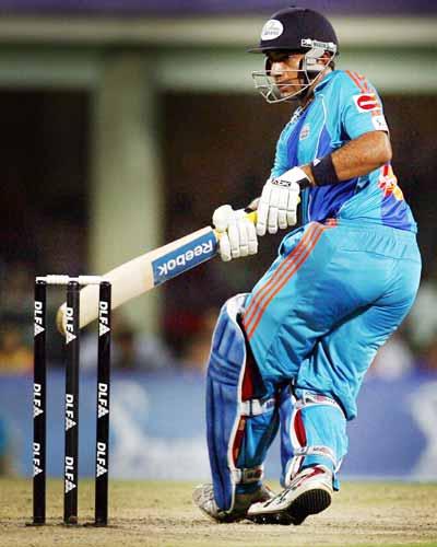 Mumbai thrash Rajasthan