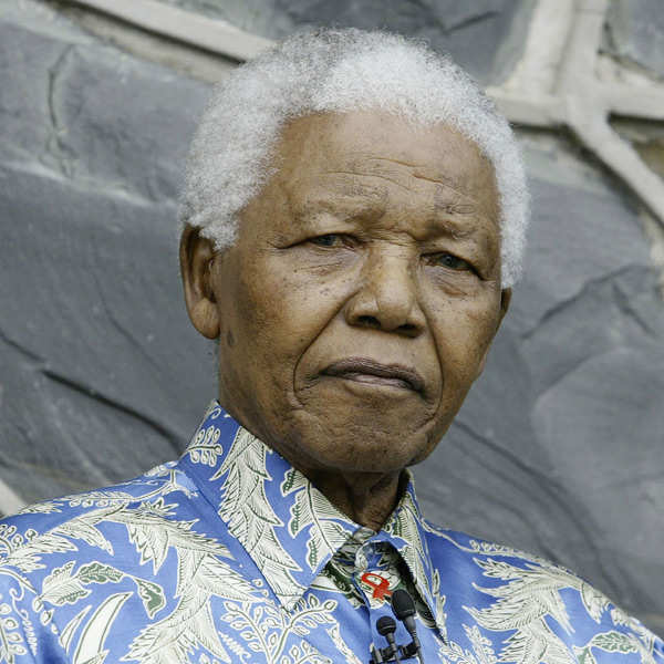 Two claim to be Nelson Mandela's daughters