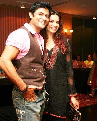 Rajesh & Vandana's reception