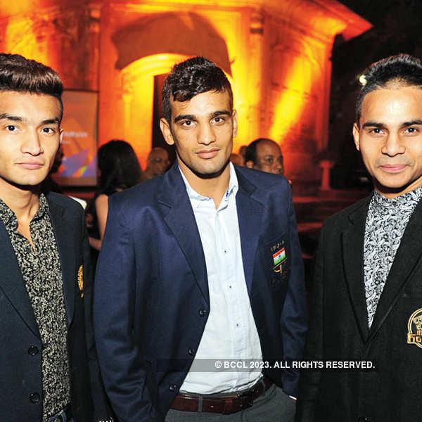 Anniversary party @ Delhi Golf Club