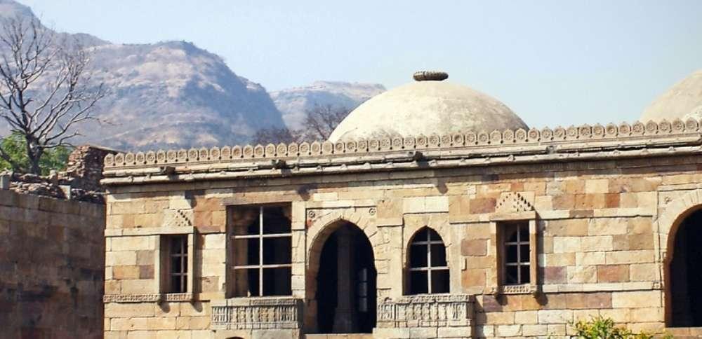 Champaner-Pavagadh Archaeological Park