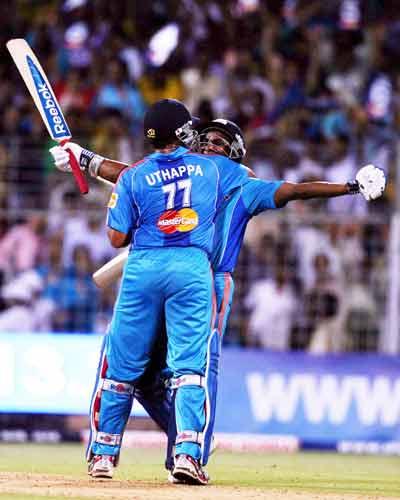 IPL: Mumbai beat Chennai