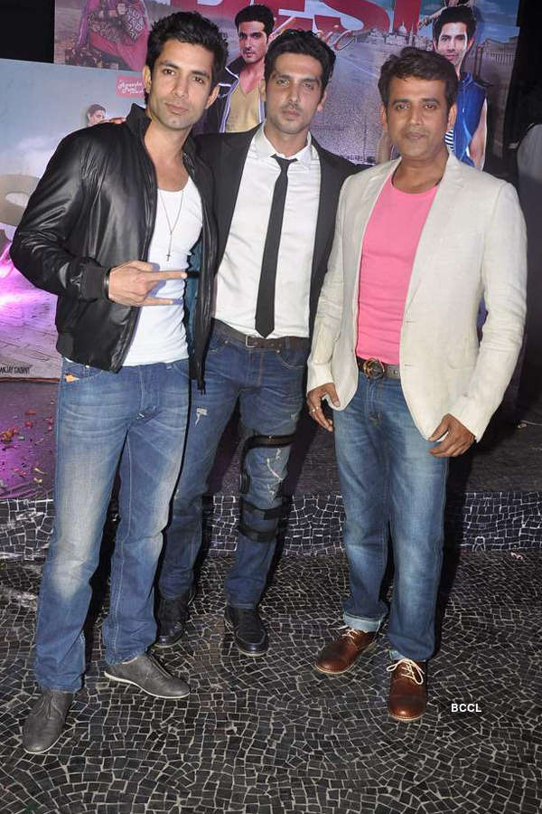 Stars @ Desi Magic completion party