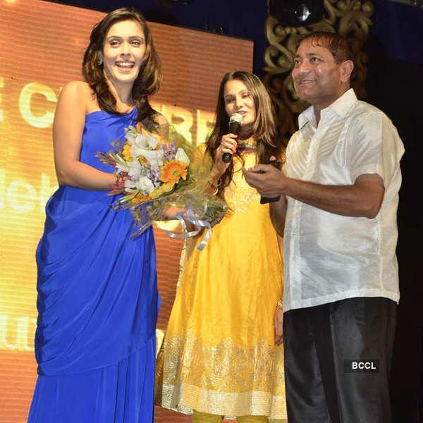 Celebs at Children's welfare function