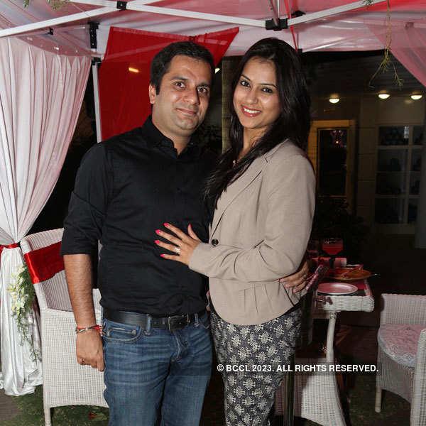 Couples celebrate V-Day at ITC Windsor