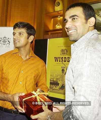 Book Launch: Wisden Cricketers