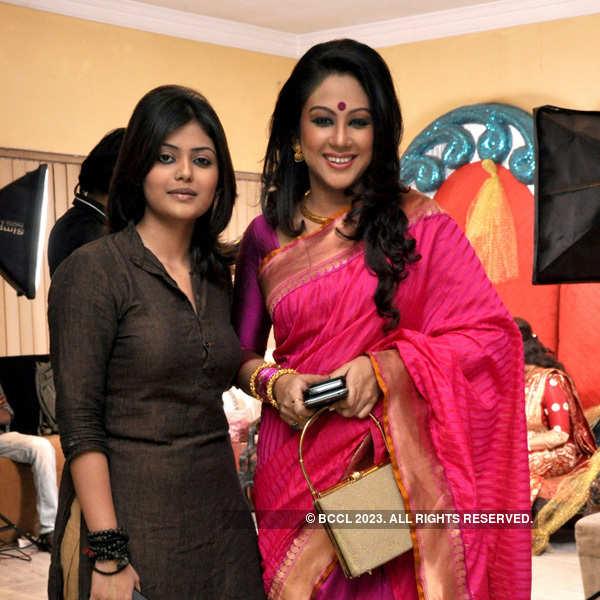 Sohini Sanyal's wedding party