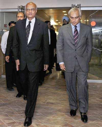 India-Pak peace talks
