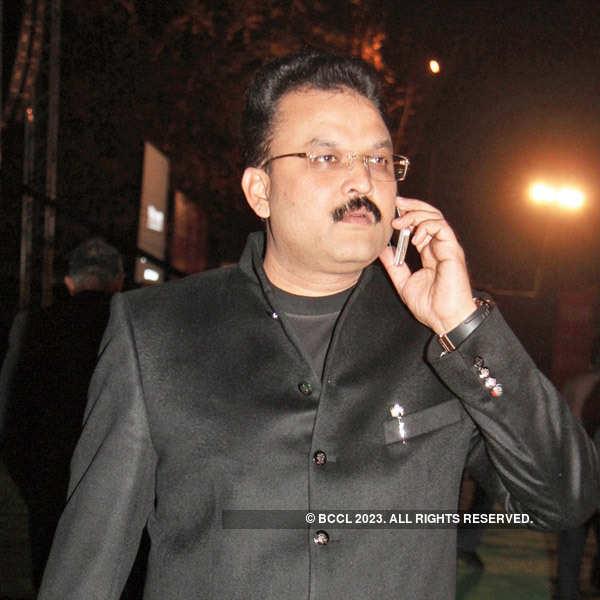 Kailash Kher's concert