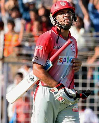IPL: Kings XI beat Mumbai
