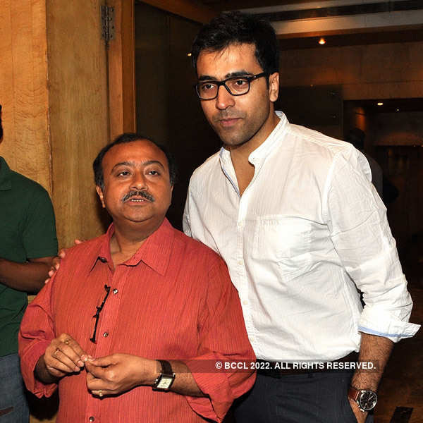 Tollywood celebs at a filmy party