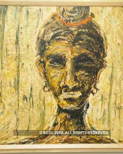 Exhibition: Abhivyakti's painting