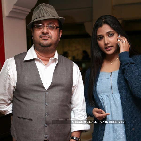 Music launch of Soukarya Ghoshal's film