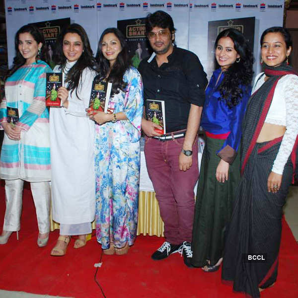 Tisca Chopra's book launch