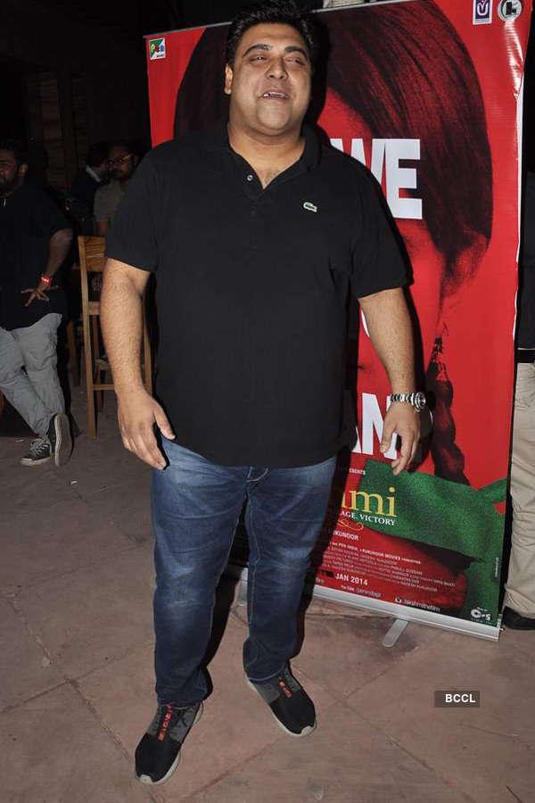 Nagesh Kukunoor's party