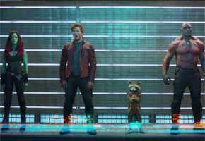 Guardians of the Galaxy: Trailer