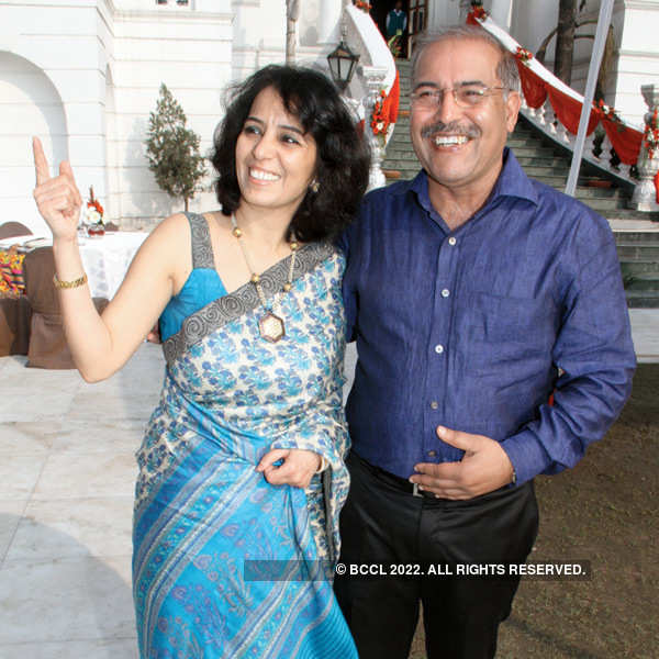 Amitabh-Nikita's wedding reception
