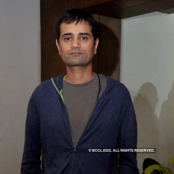 Neel Adhikari at a musical event