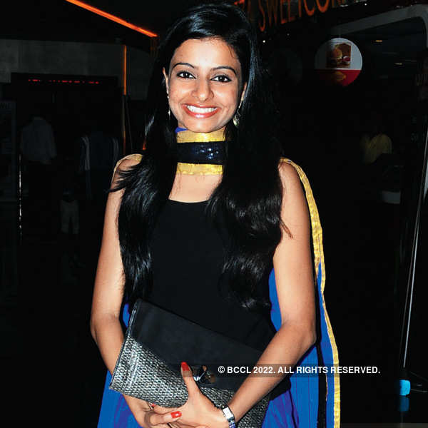 Celebs at music album launch