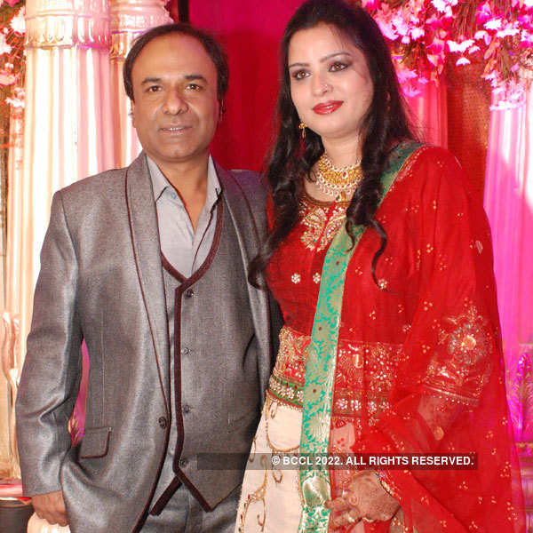 Shahbaaz, Umay tie the knot in Bangalore