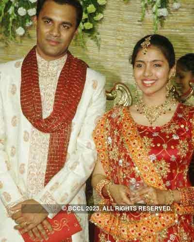 Abhishek & Sangamitra's wedding