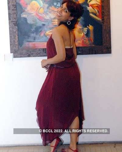 Art Show at Museum Gallery