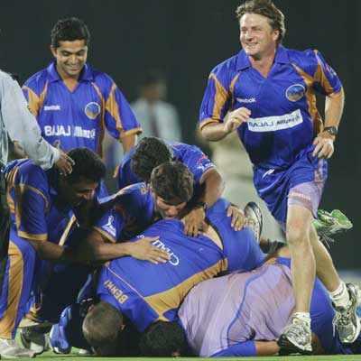 Rajasthan beat Mumbai