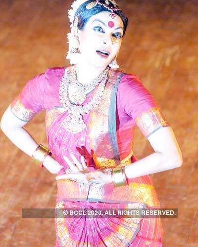Mallika dance